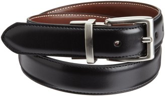 Nautica Men's Dress Reversible Belt With Contrasting Stitch