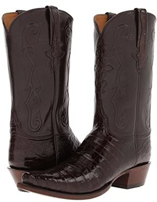 Lucchese L1409.74 (Sienna Ultra Bel Cai/Pony) Cowboy Boots