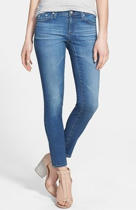Women's Ag 'The Legging' Ankle Jeans $210 thestylecure.com