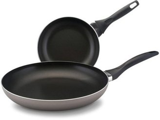 Farberware 2-pc. Nonstick Dishwasher Safe Nonstick Skillet Set, Champagne