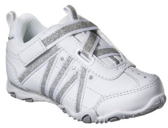 Circo Toddler Girl's Janeane Athletic Shoe - White