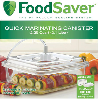 FoodSaver Quick Marinating Canister