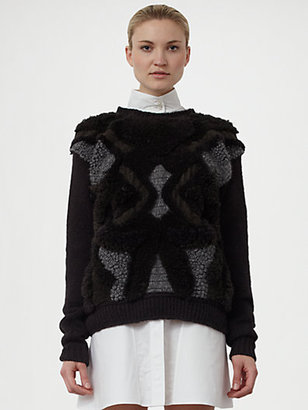 Stella McCartney Hand-Embroidered Sweater