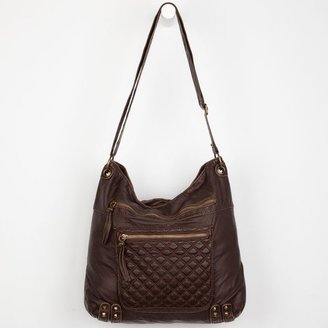 T-Shirt & Jeans Quinn Quilted Hobo Bag