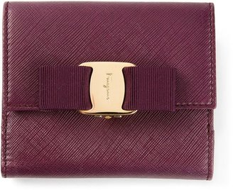Salvatore Ferragamo 'French' wallet