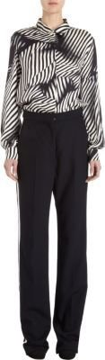 Stella McCartney Side Stripe Tux Pants