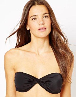 Pieces Galla Mix & Match Bandeau Bikini Top