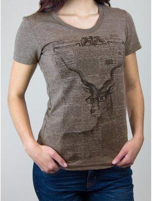 Choke Shirt Company Gazelle Gazette | WMN