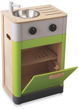 Plan Toys Green Dishwasher Play Set