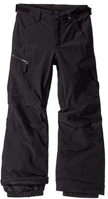Burton Exile Cargo Pant (Little Kids/Big Kids) (True Black 3) Boy's Casual Pants