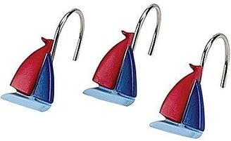 Avanti Regatta Shower Curtain Hooks