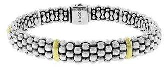 Women's Lagos Caviar Rope Bracelet $750 thestylecure.com