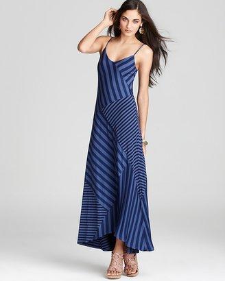 Ella Moss Dress - Waldo Striped Maxi Dress
