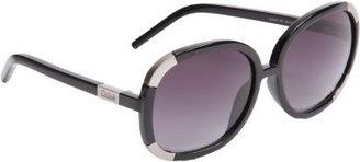 Chloé Rounded Square Frame Sunglasses