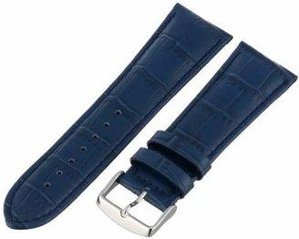 Hadley Roma Hadley-Roma Men's 26mm Leather Watch Strap