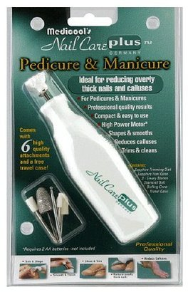 Medicool Pedicure & Manicure Nail Care Plus