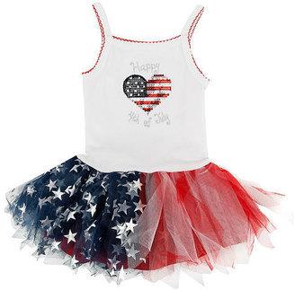 Babies 'R' Us Babies R Us Kids R Us Girls' Sleeveless Dress - Toddler