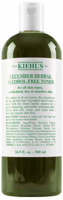 Kiehl's Cucumber Herbal Alcohol-Free Toner, 16.9 oz.