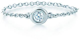 Tiffany & Co. Elsa Peretti®:Diamonds by the Yard® Ring