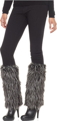 David & Young Boot Toppers, Super Faux Fur Boot Toppers