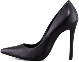 Schutz Gilberta Leather Pump, Black