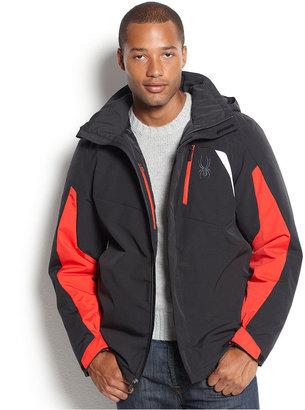 Sentinal Jacket, Insulated Hooded Jacket