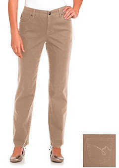 Bandolino Mandie Colored Denim Jeans