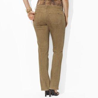 Ralph Lauren Slim-Fit Modern Straight Jean