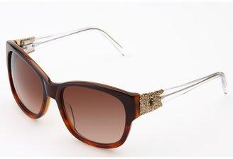 Vera Wang Galdora Plastic Frame Fashion Sunglasses