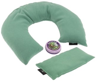 Hugger Mugger Relaxation Neckpillow Kit (Jade) - Accessories