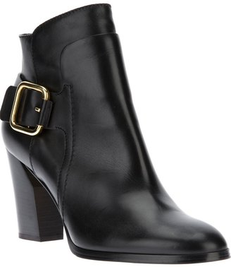 Casadei buckle ankle boot