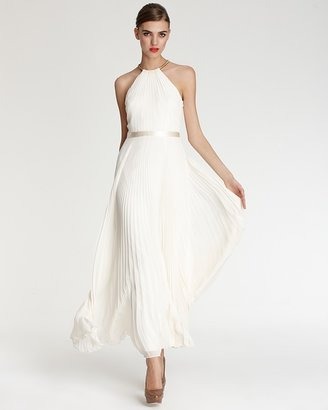 Laundry by Shelli Segal Gown - Pleated