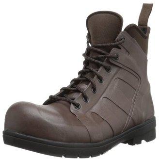 Bogs Men's Turf Stomper Steel Toe Waterproof Work Boot