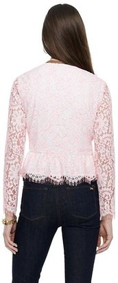 Juicy Couture Neon Cord Lace Jacket