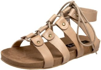 Steve Madden STEVEN by Women's Contes Lace-Up Sandal