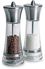 Cole & Mason Monaco Salt & Pepper Mill Set