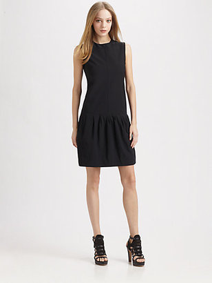 Diane von Furstenberg Maeryn Drop-Waist Dress