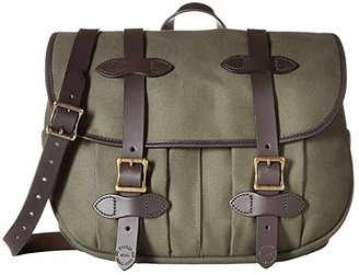 Filson Medium Field Bag (Otter Green 1) Bags