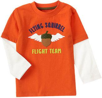 Gymboree Team Squirrel Tee