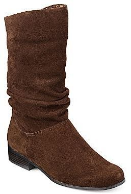 JCPenney Liz & Co.® Jamie Suede Boots