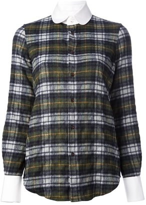 DSquared Dsquared2 checked shirt