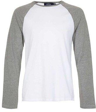 Topman Baseball T-Shirt