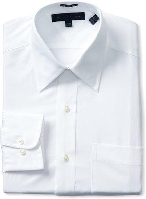 Tommy Hilfiger Men's Poplin Solid Shirt