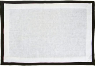 Barneys New York Linen Placemat