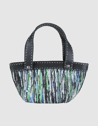 BRAGHETTEROSSE Medium fabric bags