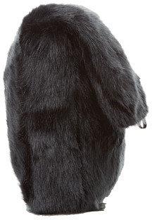 Hat Attack Faux Fur Clutch