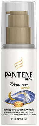 Pantene Pro-V Overnight Miracle Repair Serum $6.79 thestylecure.com