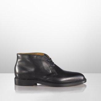 Ralph Lauren Saunders Calf Ankle Boot