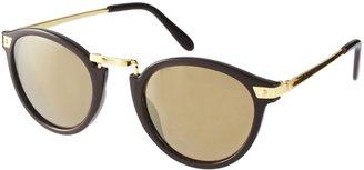 A. J. Morgan AJ Morgan Cool Cat Round Sunglasses - Multi