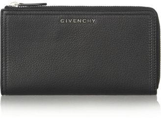 Givenchy Pandora half zip long wallet